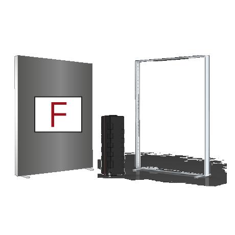 Alu-Rahmensysteme